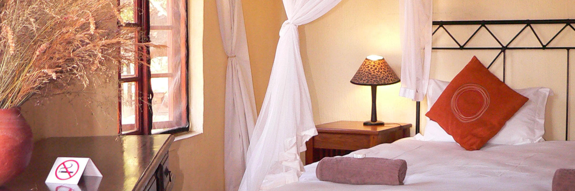 Bushbuck Cottage king room